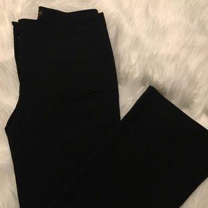 Dana Buchman black slacks size 10